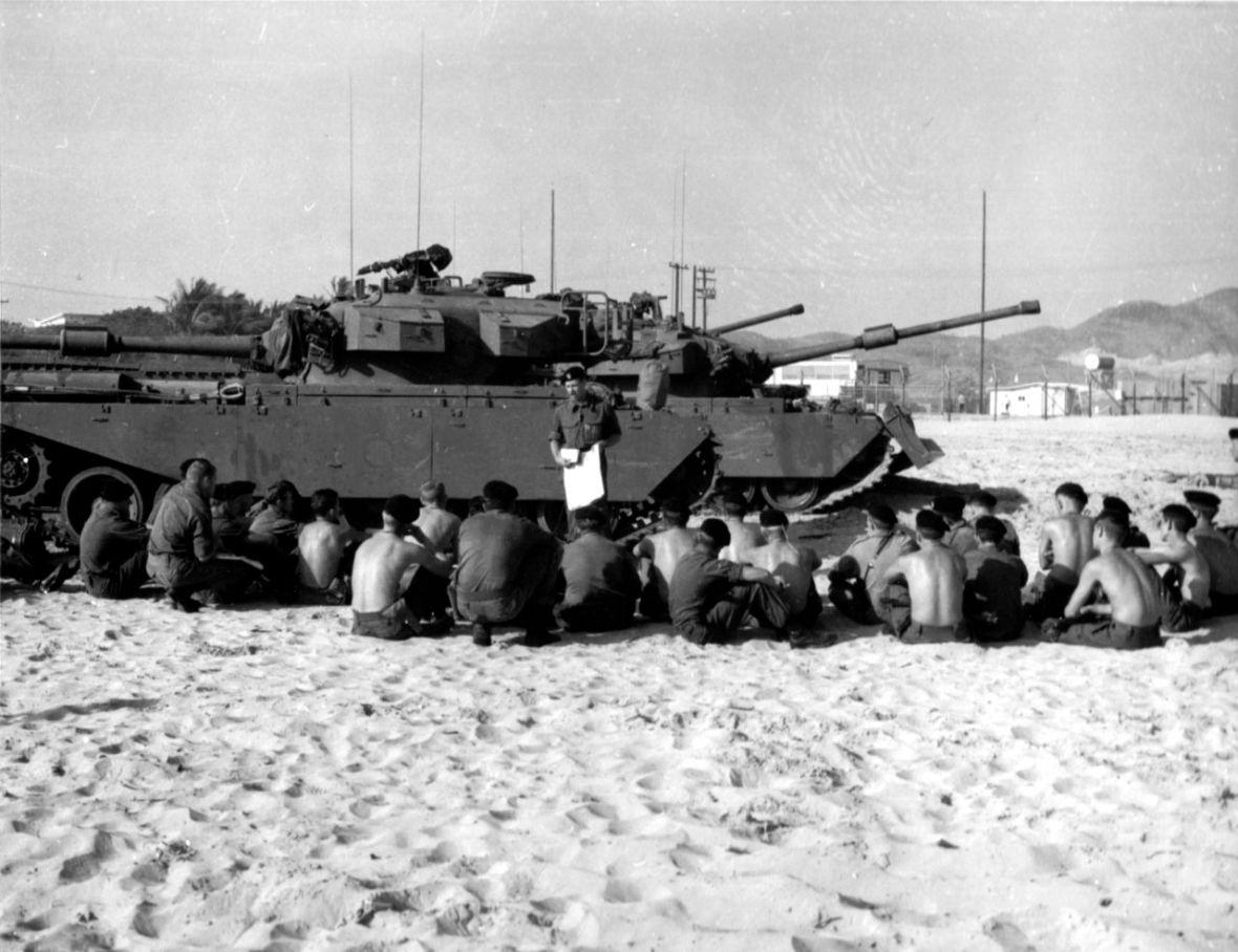 troupes-australiennes-a-vung-tau-1968