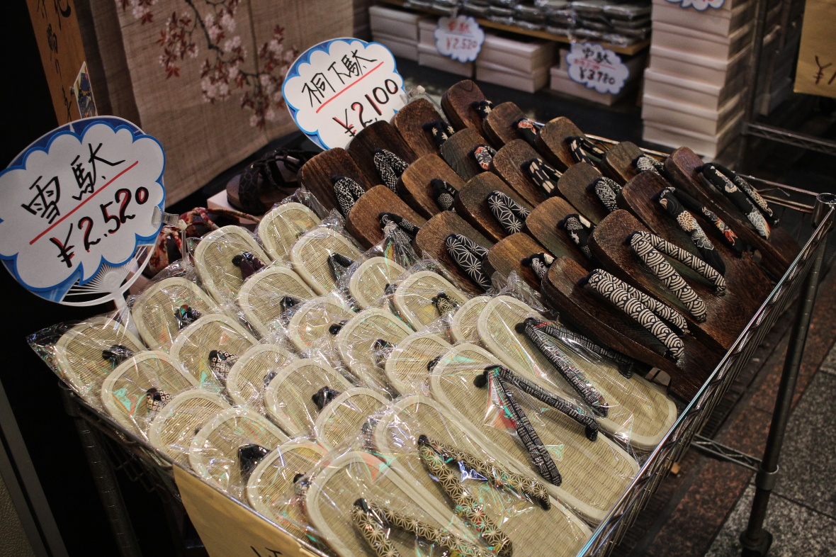 superstitions japon geta