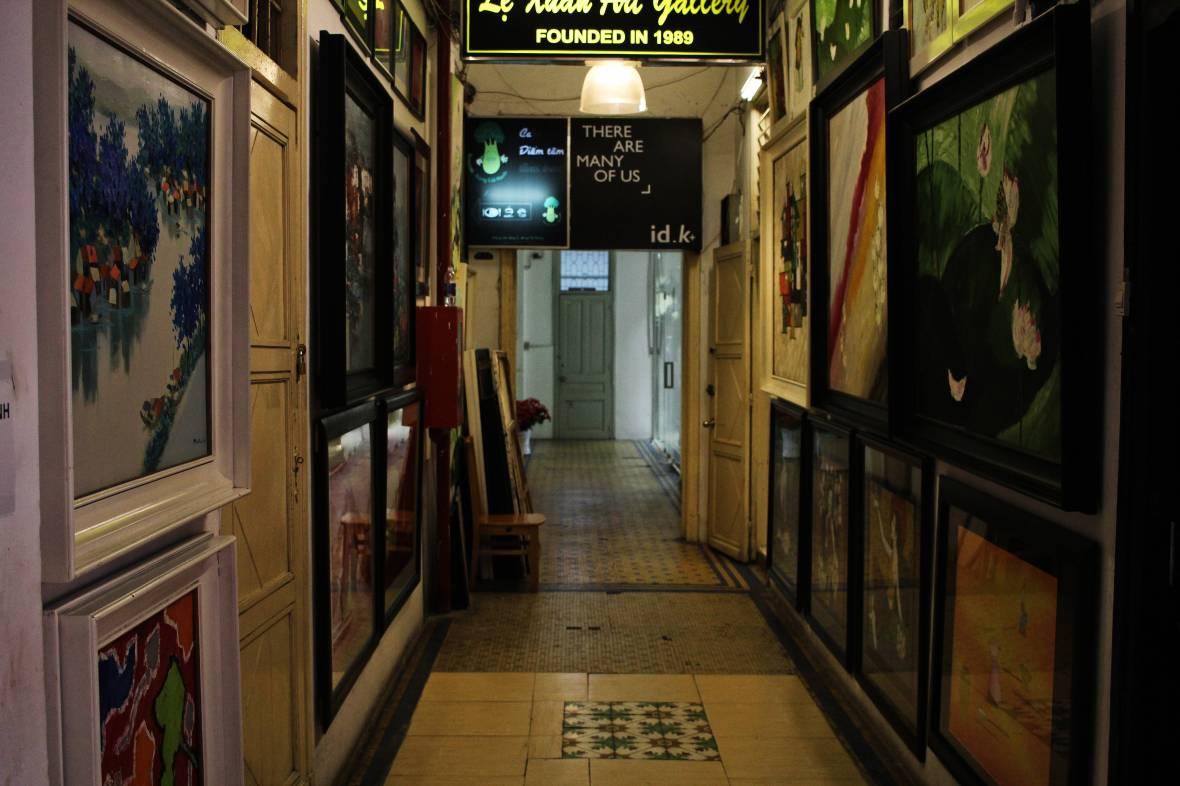 immeuble retro saigon interieur gallerie