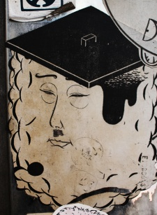 japan's stickers war fantome japonais