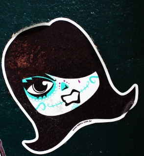 japan's stickers war femmes tatouée