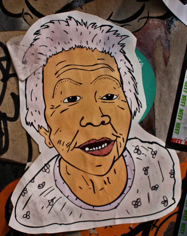 japan's stickers war grand mère