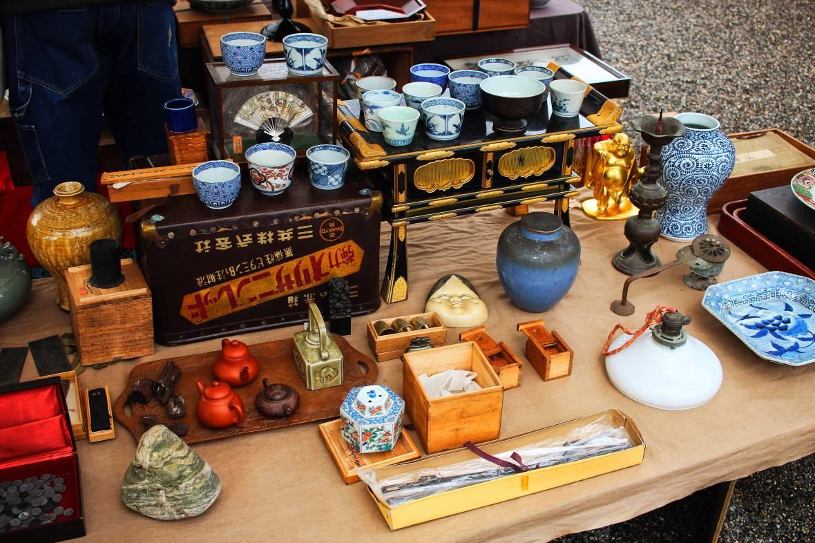 kobo-san market objets