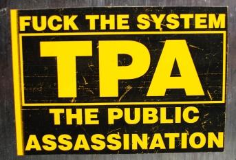 the public assassination