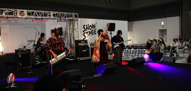 laurent Ibanez tokyo design festa art scénique