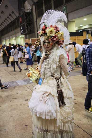 laurent ibanez tokyo design festa cosplay duchesse