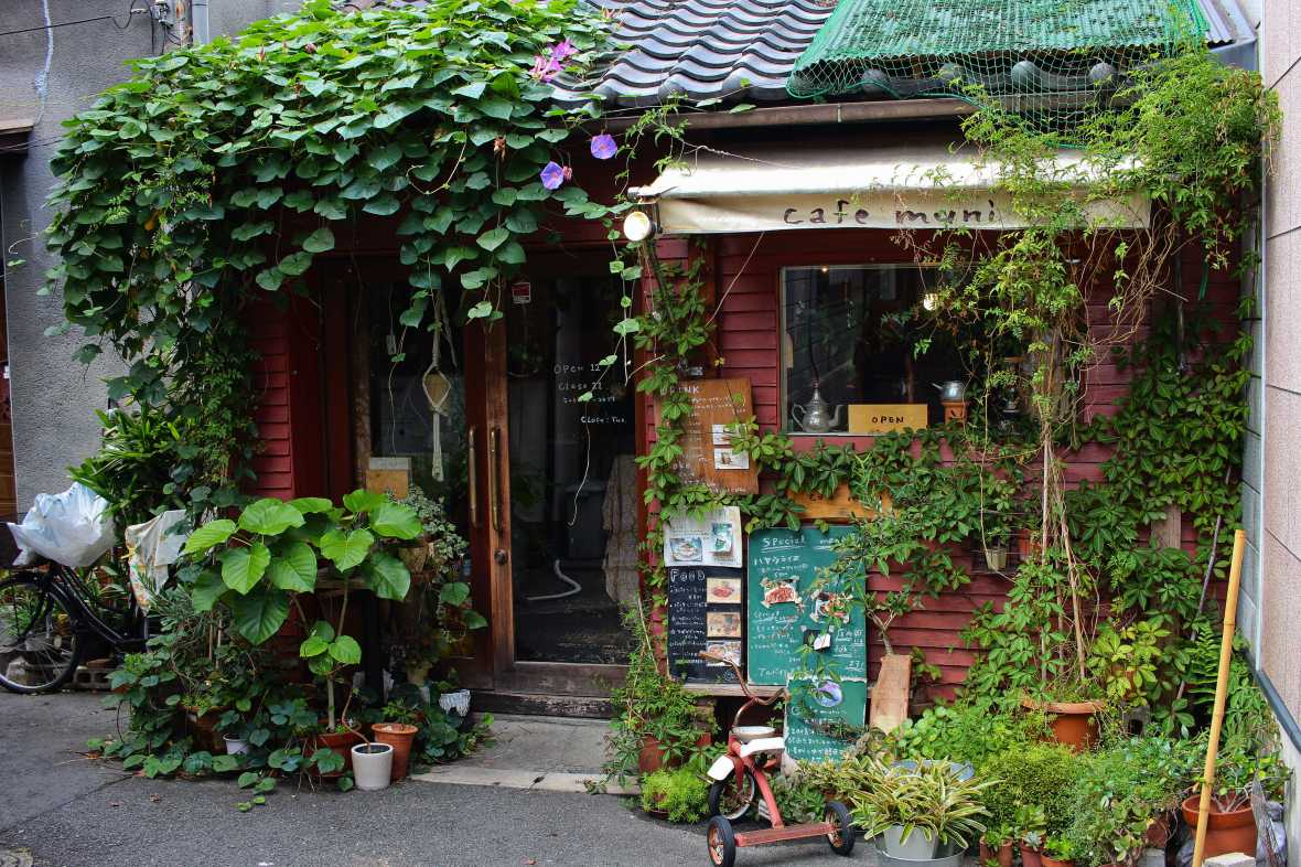 laurent ibanez derriere la colline nakazakicho cafe