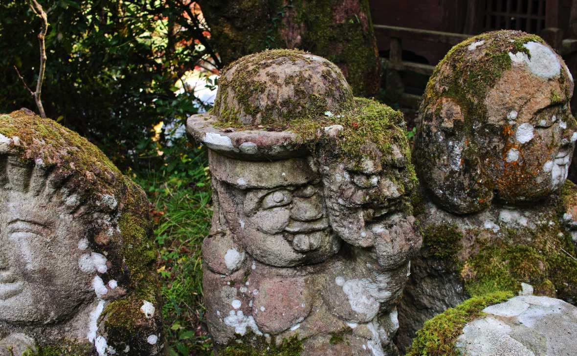 laurent ibanez derriere la colline otagi nenbutsu ji masque