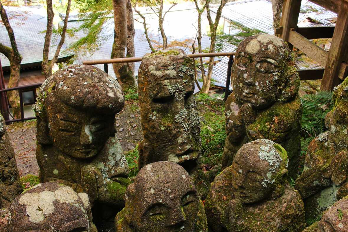 laurent ibanez derriere la colline otagi nenbutsu ji moai