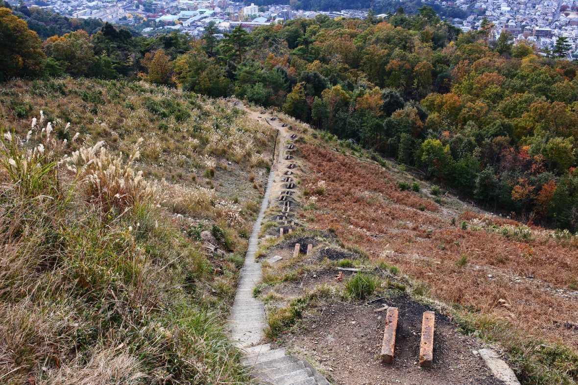 laurent ibanez derriere la colline daimonji points