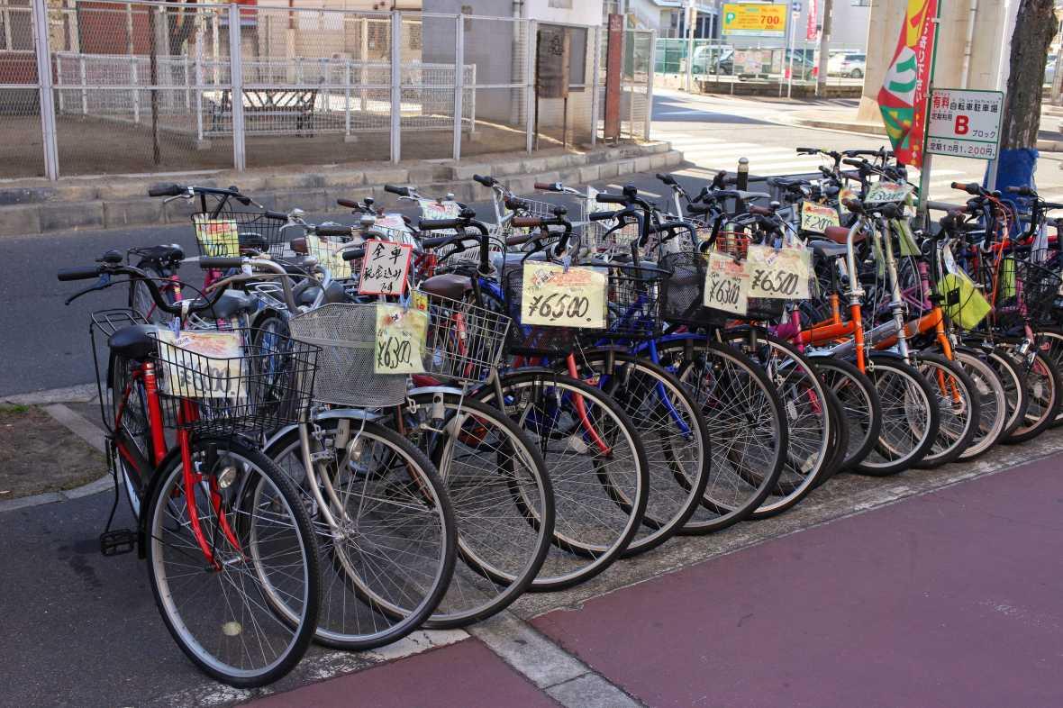 laurent ibanez derriere la colline japon au quotidien vélos