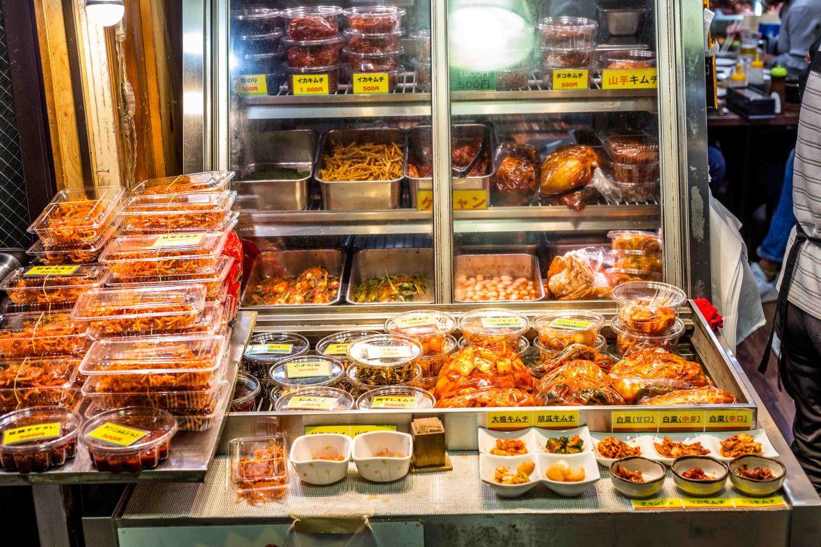 laurent ibanez derriere la colline quartier coréen kimchi
