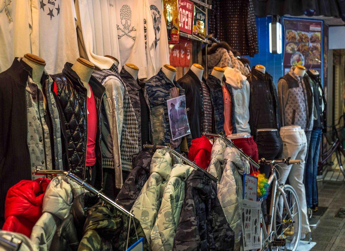 laurent ibanez derriere la colline quartier coréen vêtements
