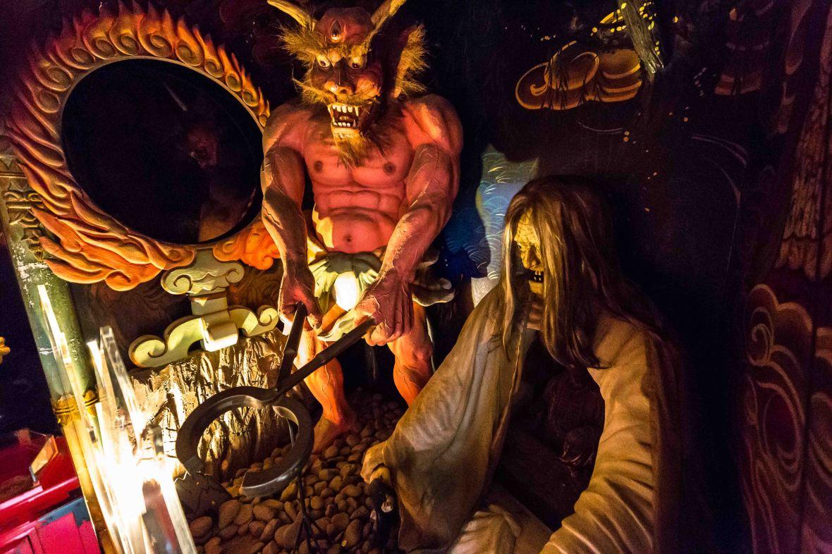 laurent ibanez derriere la colline senkoji osaka diable démons