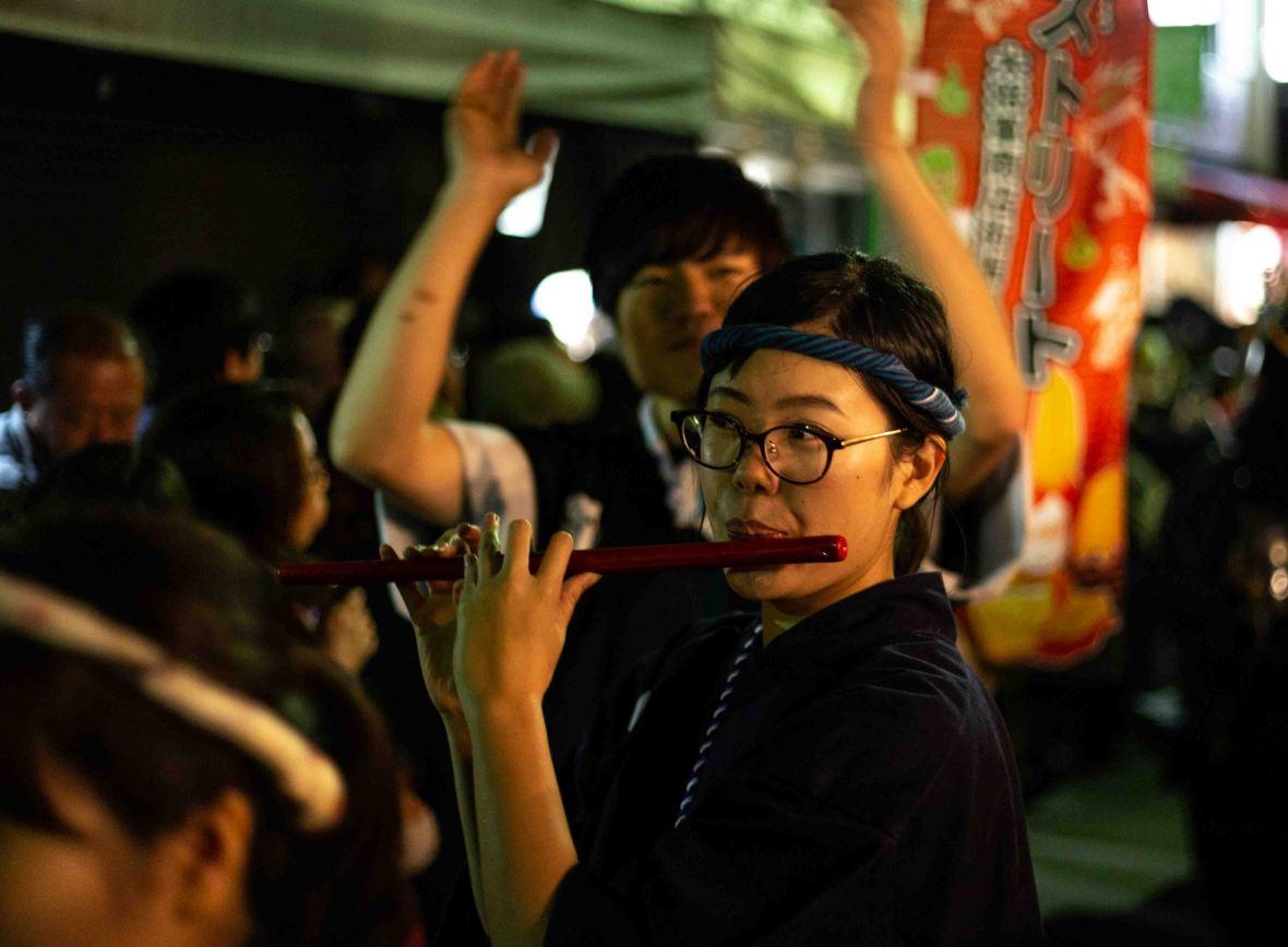 laurent ibanez derriere la colline yokai musicien